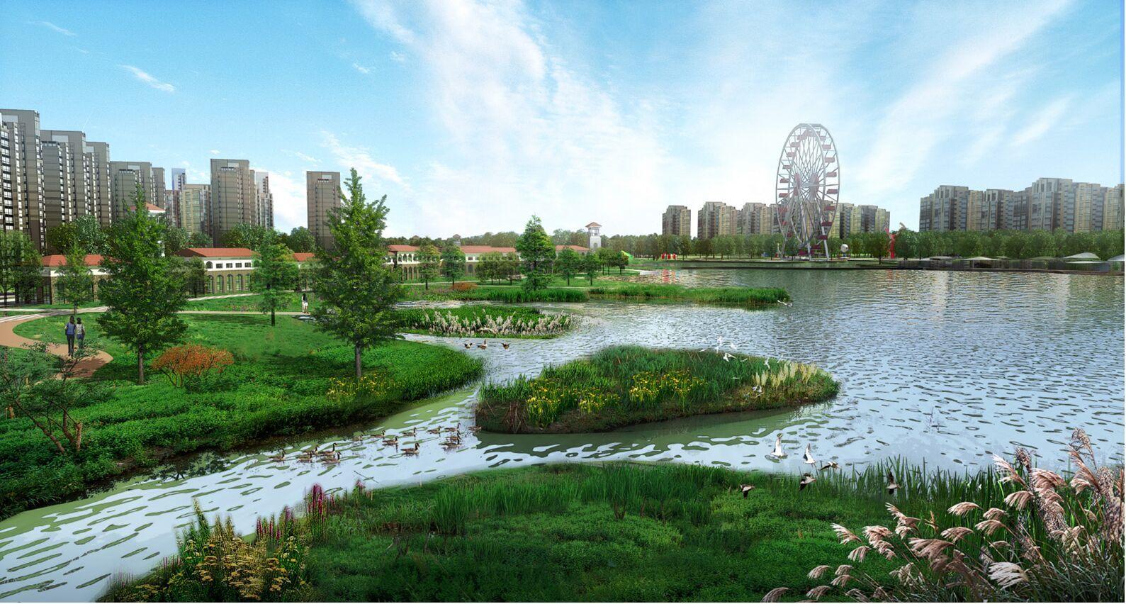 首页 主营业务 开发建设     百里伊通河棚户区改造项目暂定长城投为